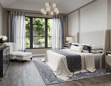 CGI – Master Bedroom